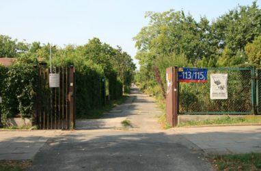 Klucz do bramy głównej
